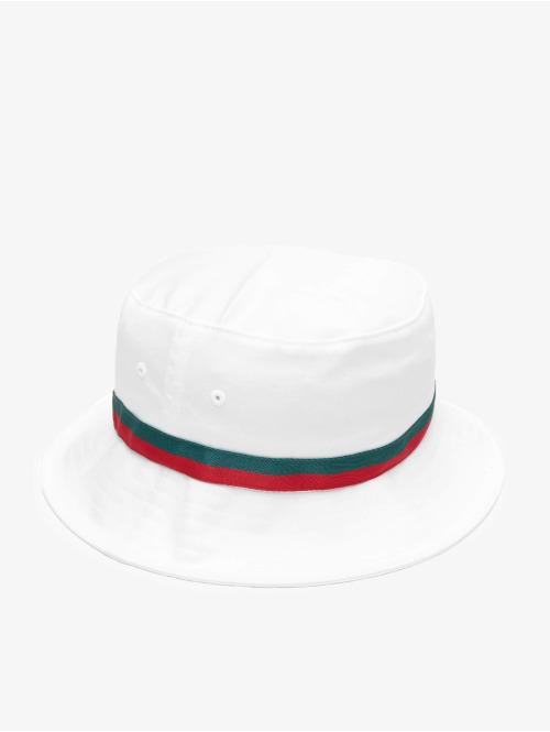 Flexfit hoed Stripe wit
