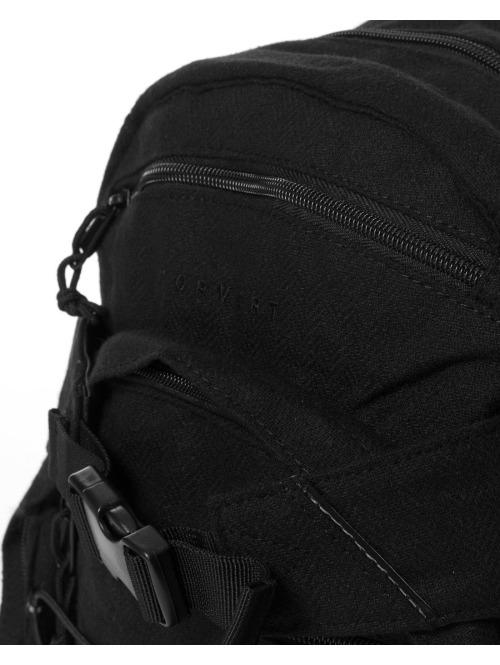 Forvert Rucksack  schwarz
