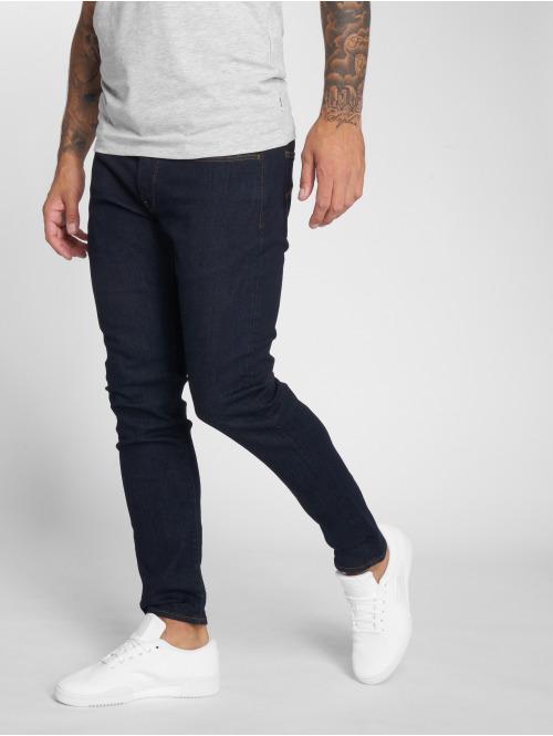 G-Star Slim Fit Jeans 3301 Deconstructed blau