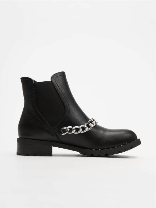 Glamorous Boots Ankle schwarz