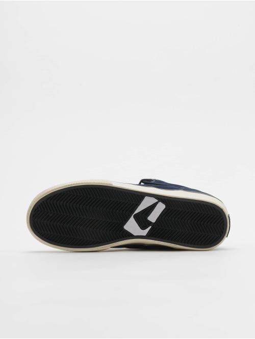 Globe Sneaker Motley Mid Skate blau
