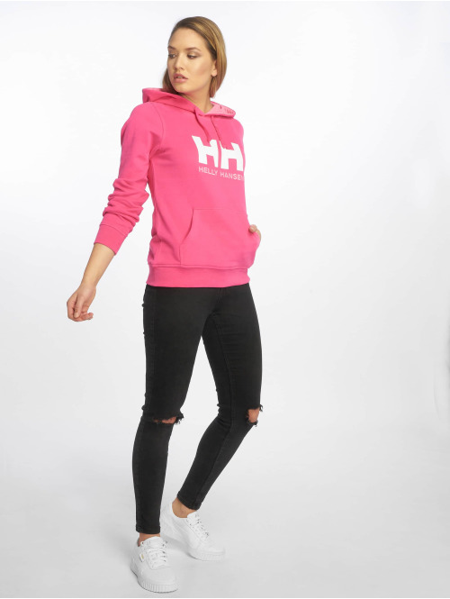 Helly Hansen Hoody HH Logo pink