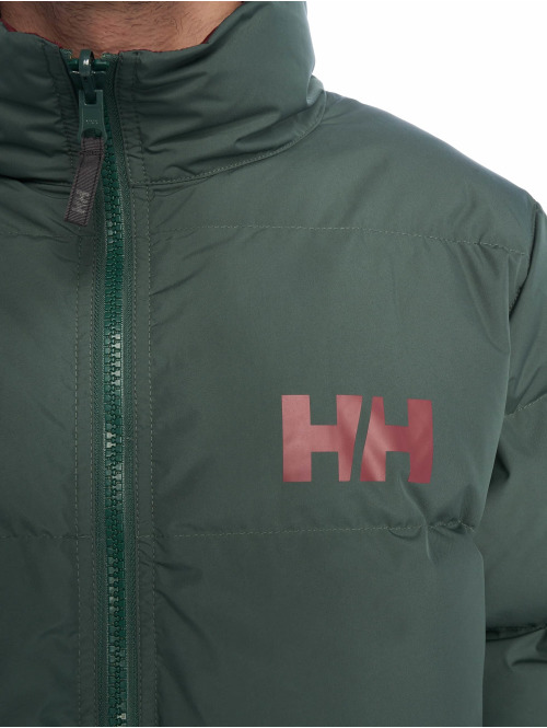 Helly Hansen Puffer Jacket Reversible grün