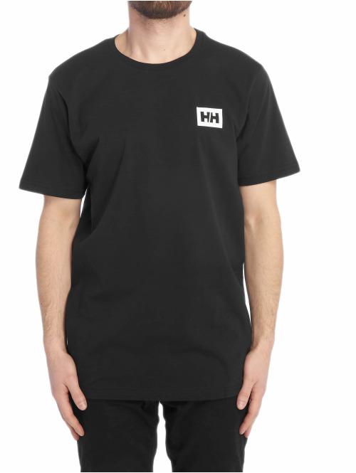 Helly Hansen T-Shirt Basic schwarz
