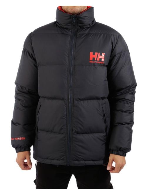 Helly Hansen Winterjacke Reversible Down Jacket blau