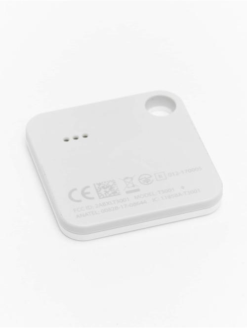Herschel Essentials Keychain and Tile Key Chain schwarz