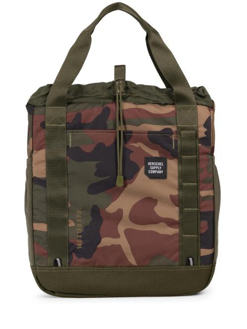 Herschel Tasche Barnes Bag camouflage