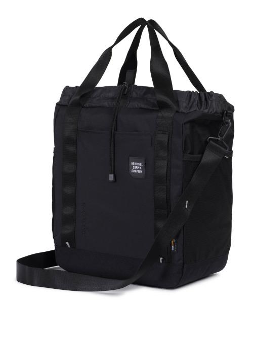 Herschel Tasche Barnes schwarz