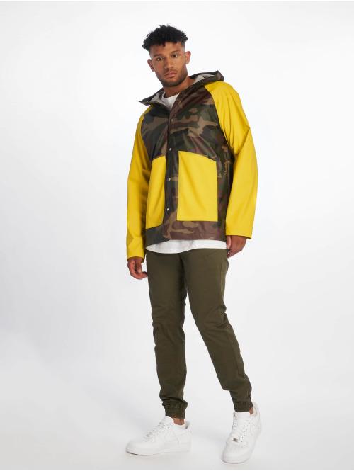 Herschel Übergangsjacke Herschel Rainwear Classic Rain Jacket Woodland camouflage