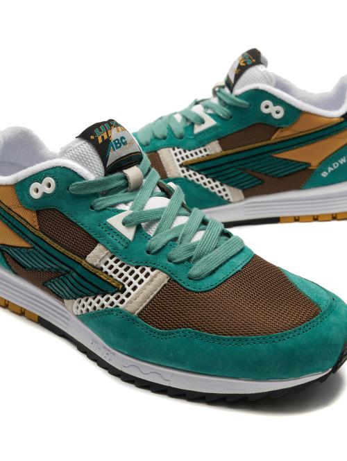 Hi-Tec Sneaker Badwater grün