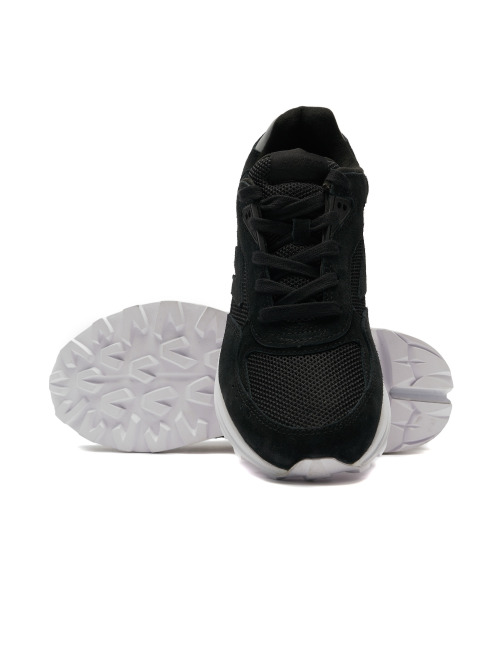 Hi-Tec Sneaker Silvern Shadow schwarz
