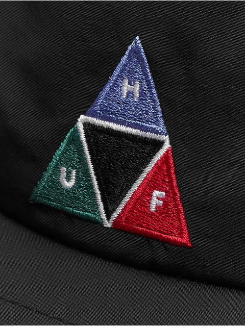HUF 5 Panel Caps Boulevard Volley Hat schwarz