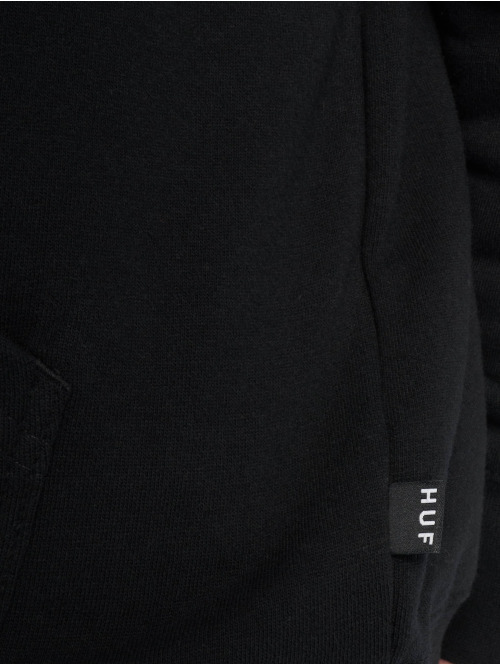 HUF Hoody Essentials schwarz