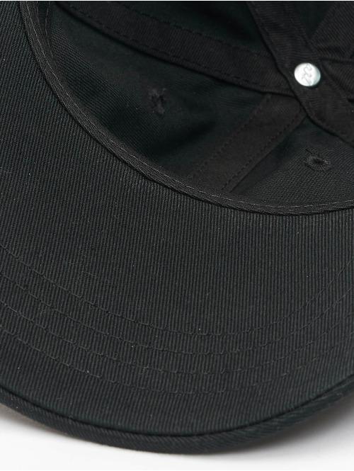 HUF Snapback Cap Essentials Og Logo Cv Hat schwarz