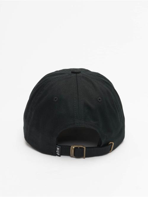 HUF Snapback Cap Essentials Tt Cv Hat schwarz