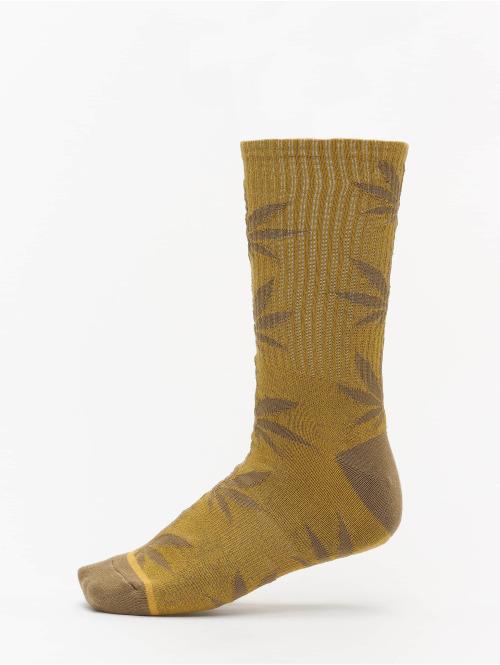 HUF Socken Plantlife Kush gelb