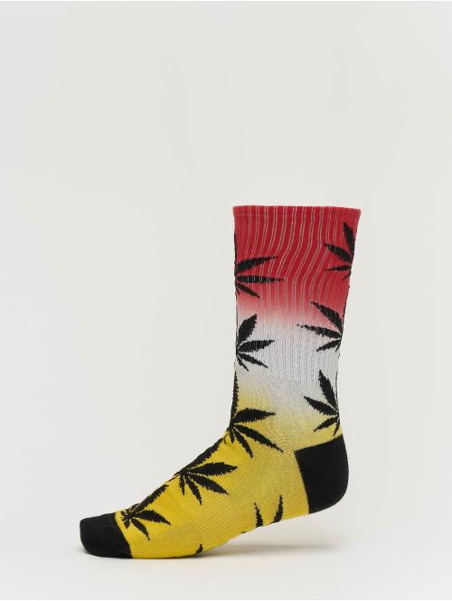 HUF Socken Plantlife Gradient Dye gelb