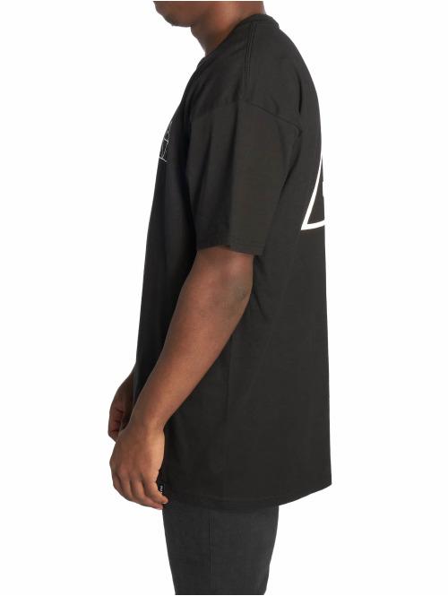 HUF T-Shirt Essentials schwarz
