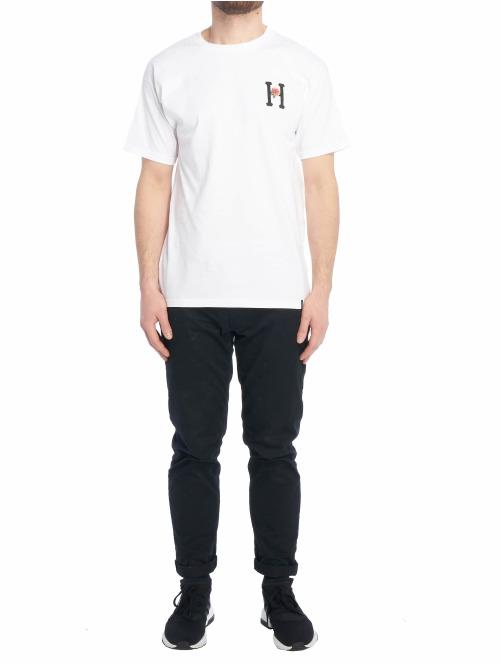 HUF T-Shirt Bara Flower weiß