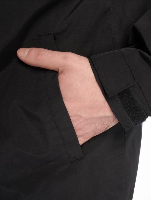 HUF Übergangsjacke Standard Shell schwarz