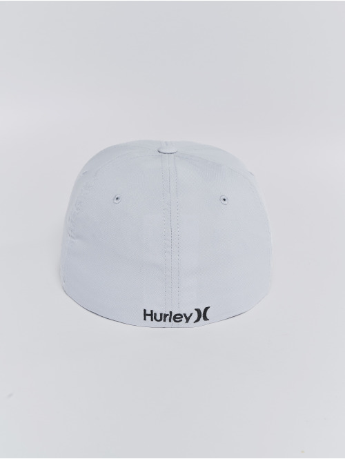 Hurley Flexfitted Cap One & Only grau