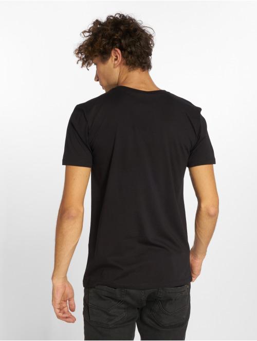 HYPE T-Shirt Capital Rose schwarz