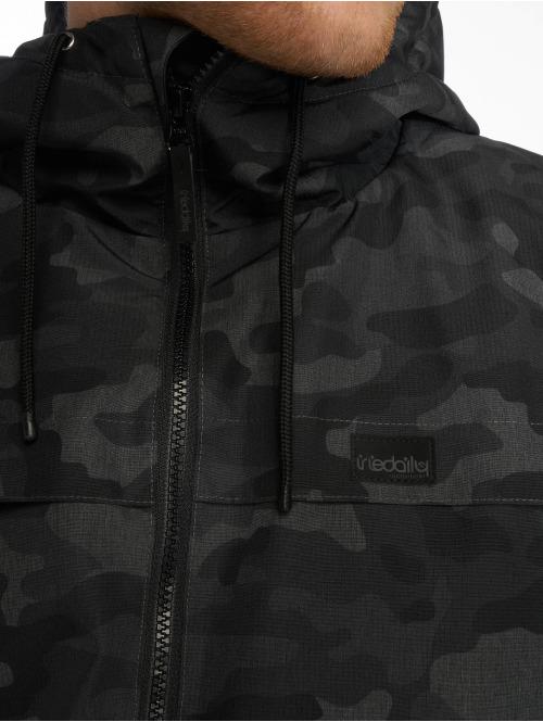 Iriedaily Übergangsjacke Gridstop Frost camouflage