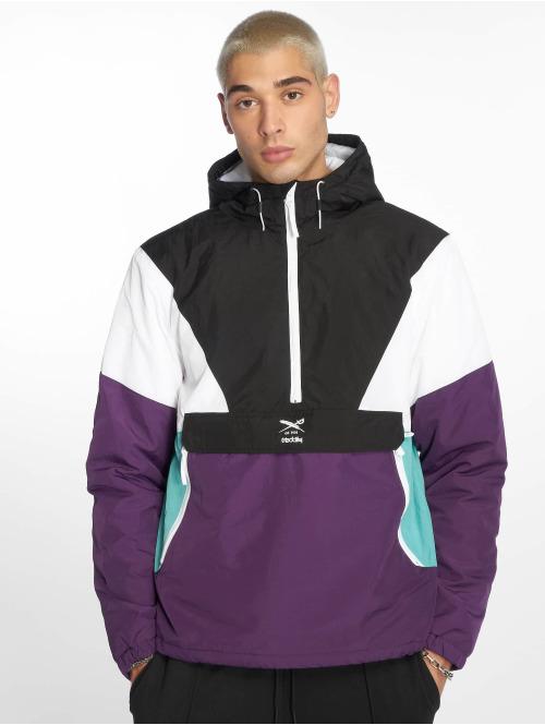 Iriedaily Übergangsjacke Get Down violet