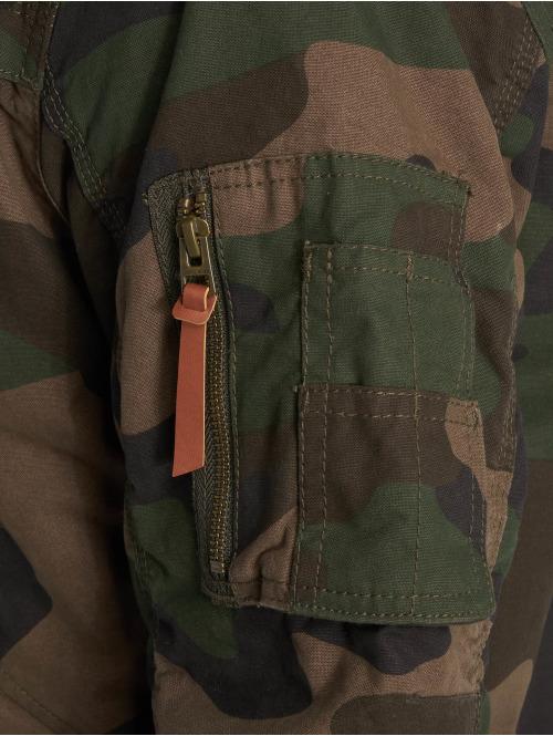 Jack & Jones Bomberjacke jorNew Bento camouflage