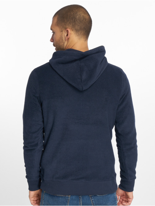 Jack & Jones Hoody Jprwood blau