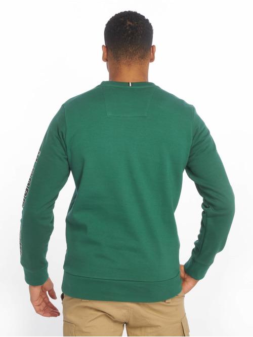 Jack & Jones Pullover jcoViktor grün