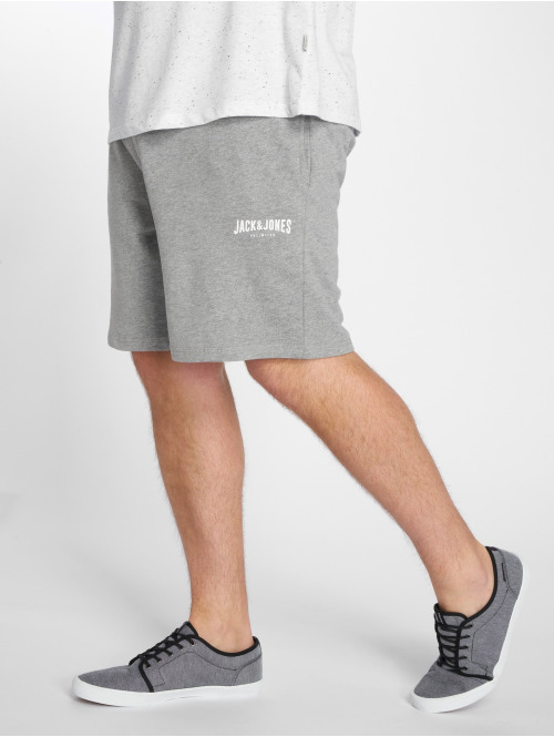 Jack & Jones Shorts jorRetrojack Sweat grau