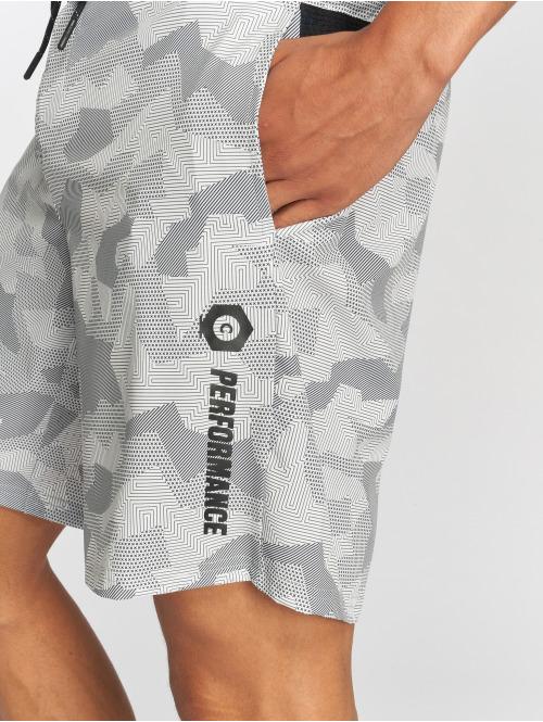 Jack & Jones Shorts jcopTouch weiß
