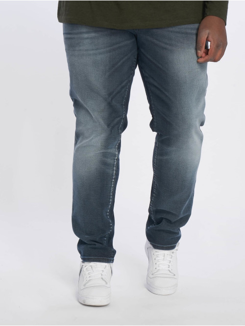 Jack & Jones Slim Fit Jeans Jjiglenn Jjfox Bl 819 Ps blau
