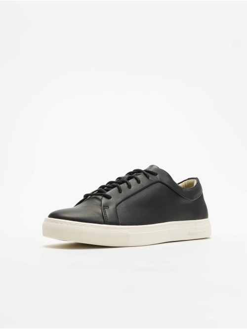 Jack & Jones Sneaker JfwSputnik Fusion Leather STS schwarz