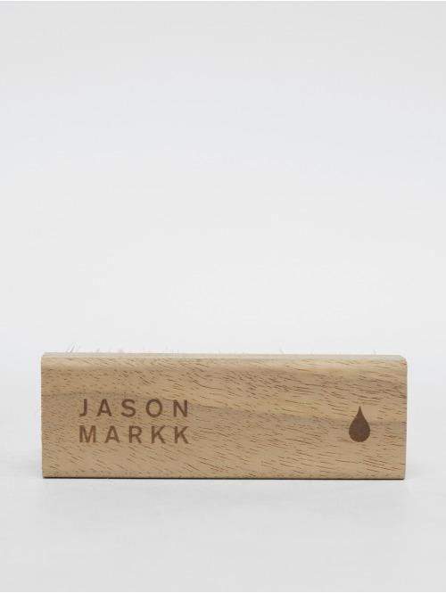 Jason Markk Schuhpflege Premium Shoe Cleanin Brush beige