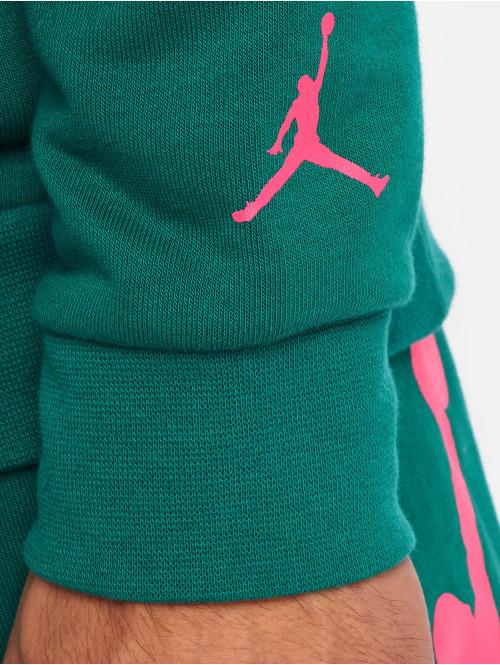 Jordan Hoody Jumpman Air Lightweight grün