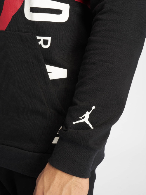 Jordan Hoody Jumpman Air Lightweight schwarz