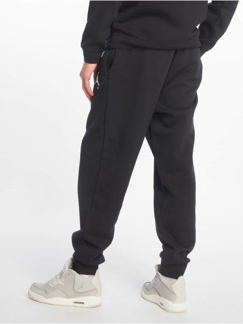Jordan Jogginghose Sportswear Jumpman Fleece schwarz