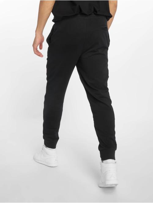 Jordan Jogginghose Jumpman Air LWT Fleece schwarz