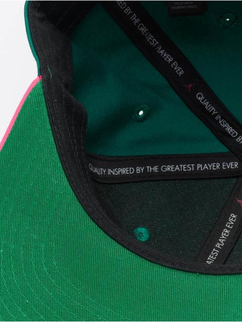 Jordan Snapback Cap Pro Script grün