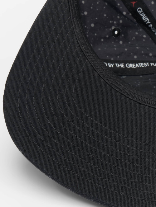 Jordan Snapback Cap Poolside schwarz