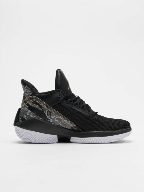 Jordan Sneaker 2x3 schwarz