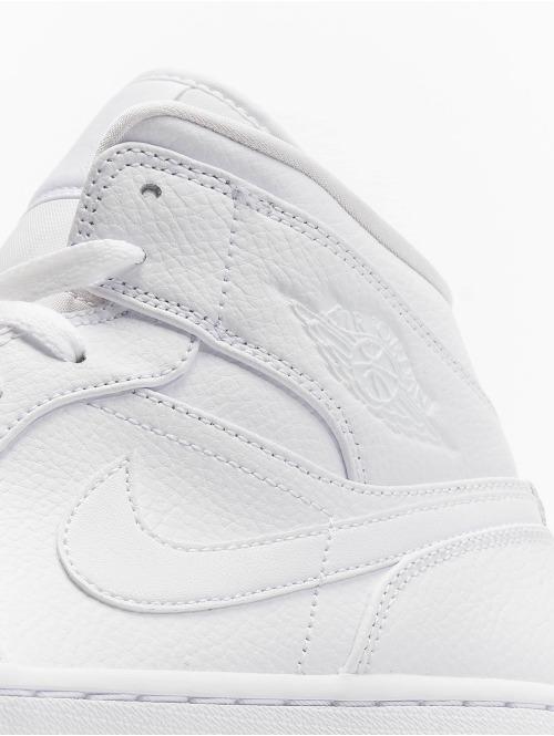 Jordan Sneaker Mid weiß