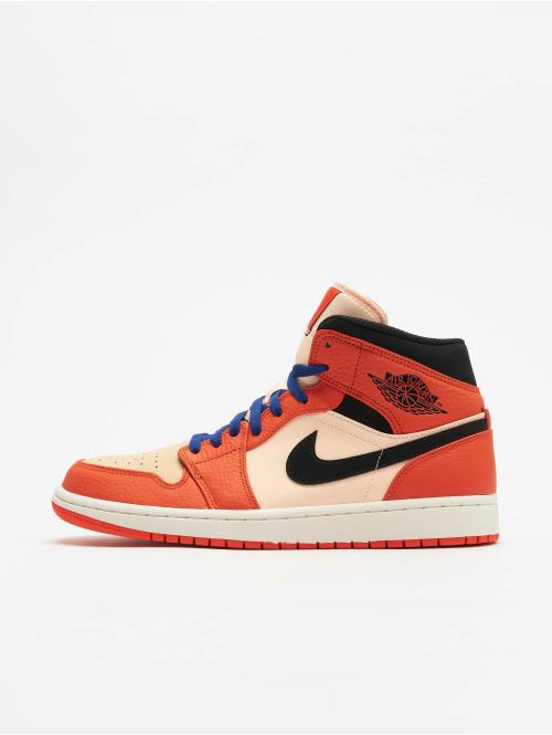 219a33aec9a3 Jordan Sneakers Air 1 Mid Se orange