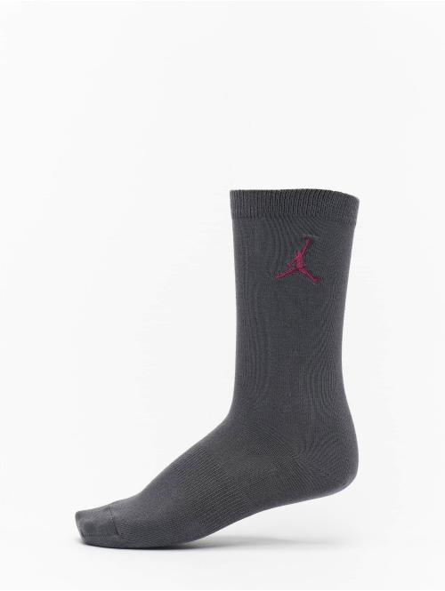 Jordan Socken 2-Pack Elephant grau