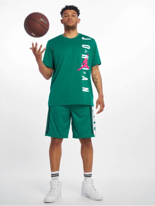 Jordan T-Shirt HBR Vertical Jordan grün