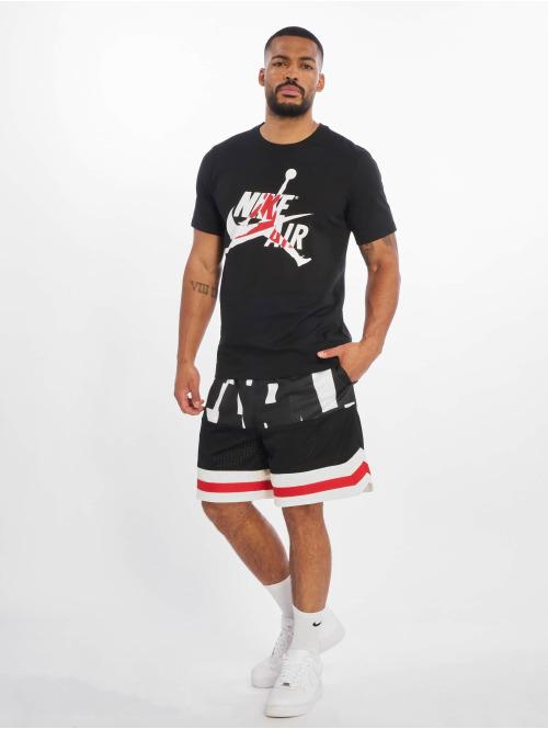 Jordan T-Shirt JM Classics Crew schwarz