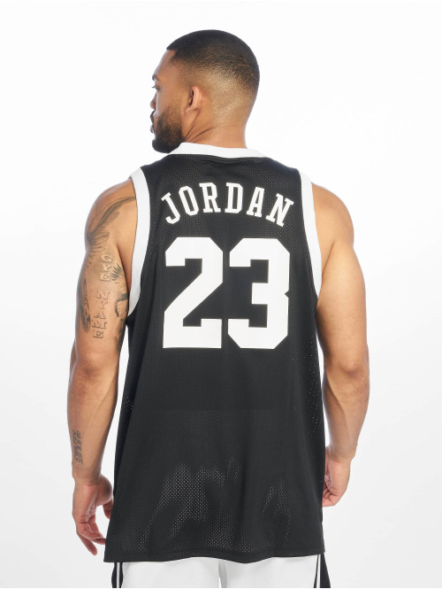 Jordan Tank Tops Jumpman Air Mesh schwarz