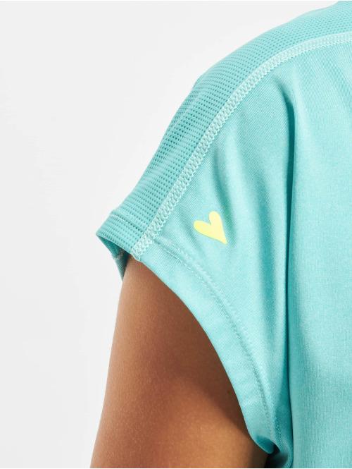 Just Rhyse Sportshirts Mataura Active blau